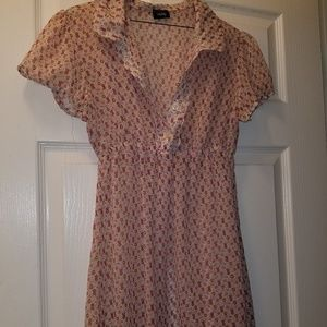Vanity blouse-small